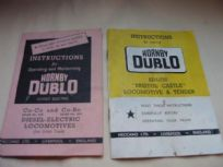Hornby Dublo Instructions